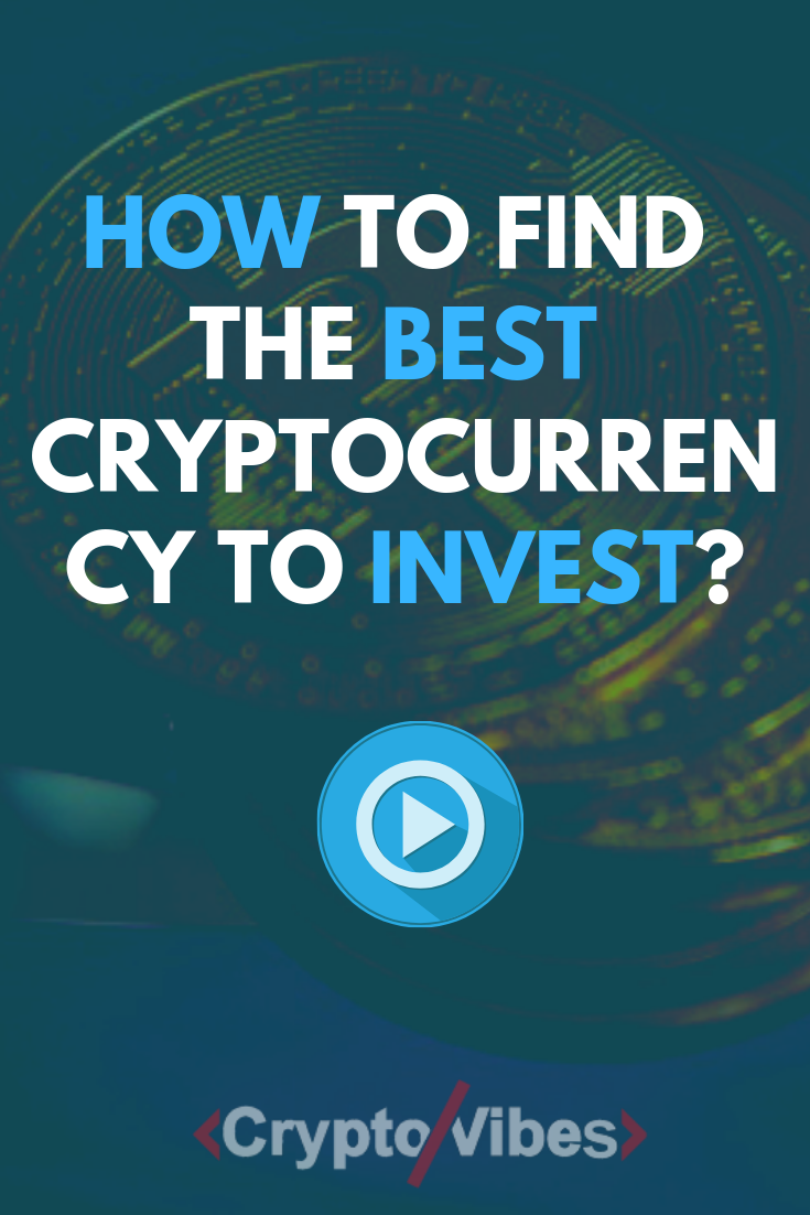 any cryptocurrency worth investing