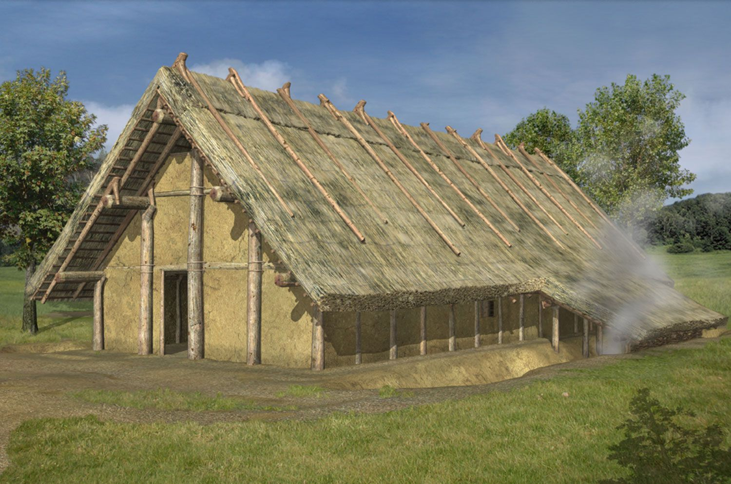Neolithic Architectural Style Neolithic House Google Search Dream Home Heartache