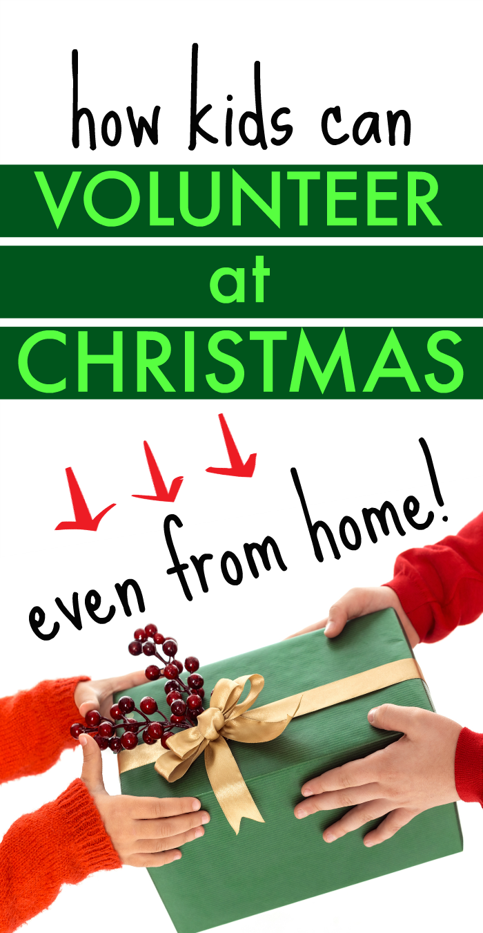 Christmas Volunteer Ideas In 2020 Holiday Activities For Kids Christmas Activities For Kids Summer Holidays Kids