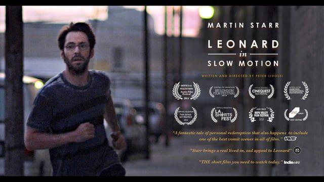 Leonard in Slow Motion | Peter Livolsi