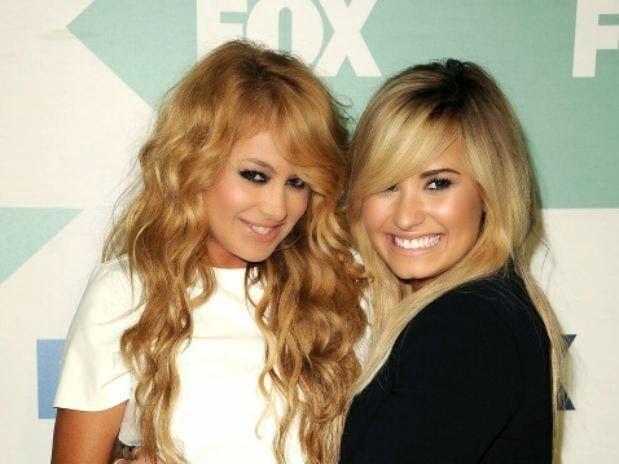 Paulina Rubio regresa a la música… ¿con Demi Lovato? - Zona Pop Peru