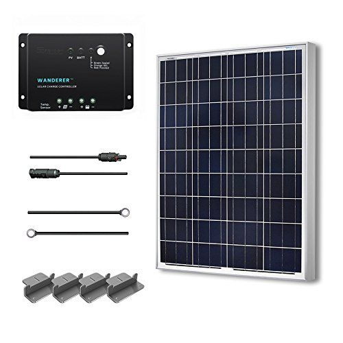 Introduction To Rv Solar Panel Kits And Systems Solar Kit Solar Power Diy Solar Panel Kits