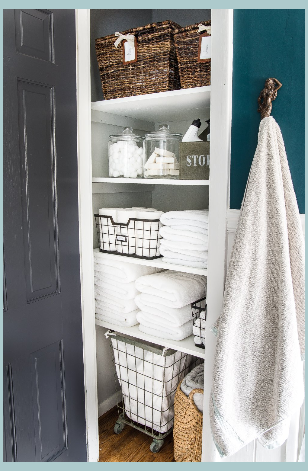 Pinterest In 2020 With Images Bathroom Linen Closet Closet