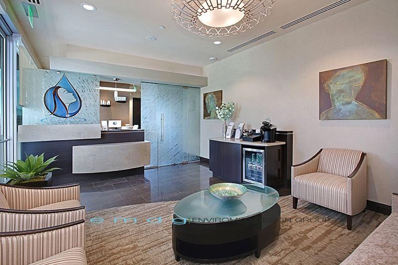 Green Dental Office Design Med Spa Medical Design Plastic
