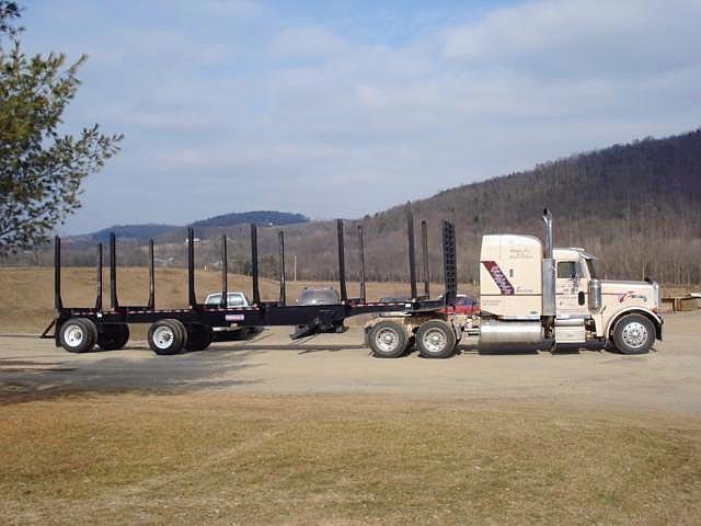 Peterbilt Log Trucks For Sale Second Hand Trucks Used 1999