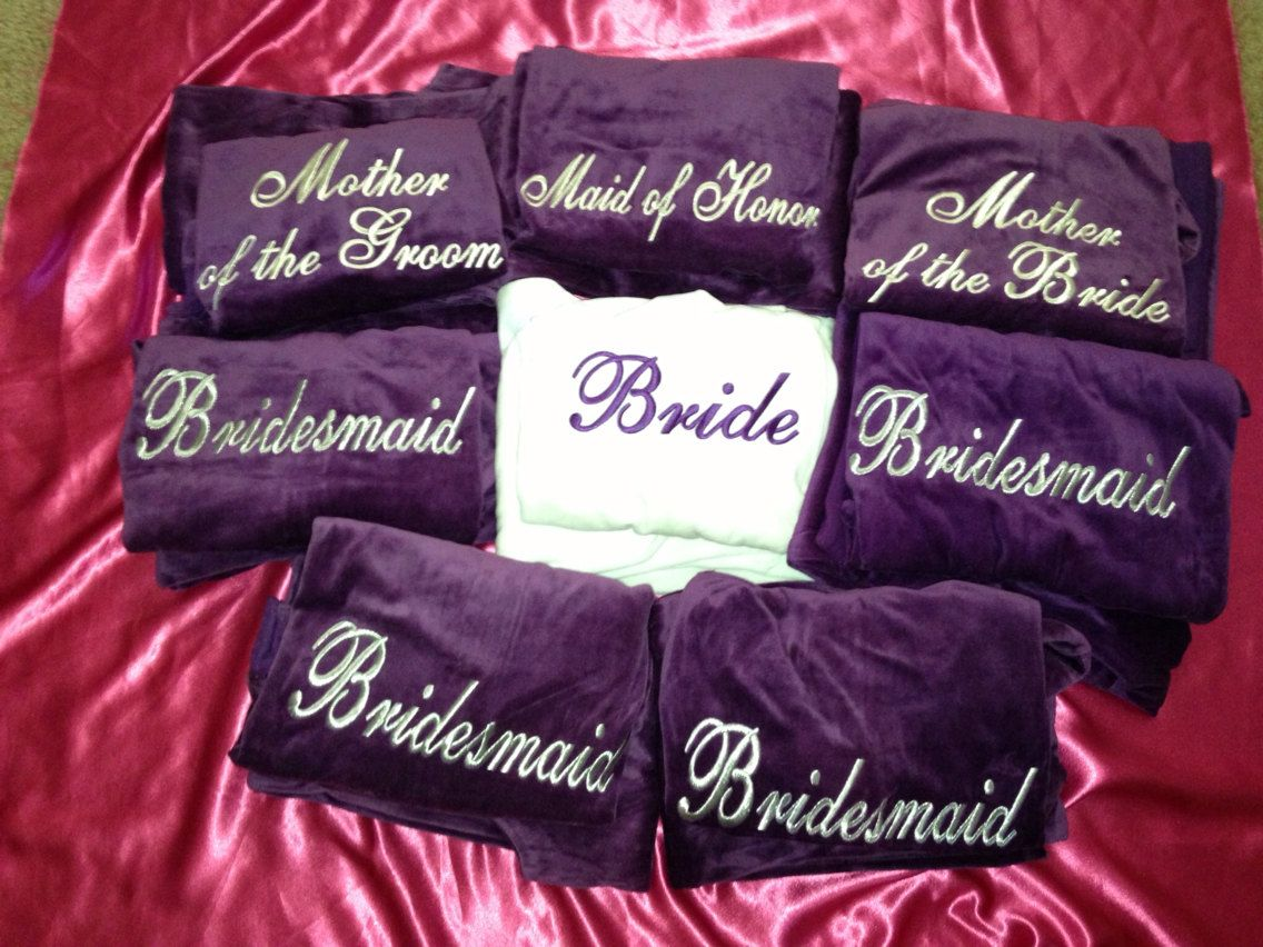 Bridal Party Tracksuit 2pcs. hoodie and pants by SexyLittleBrides ...