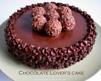 Chocolate Birthday Cake Photos Chocolate Pinterest Chocolate