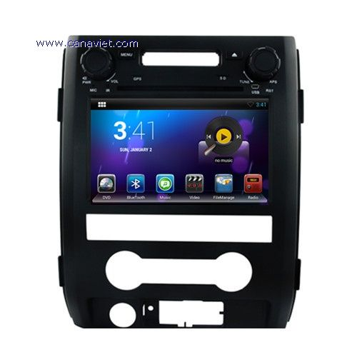 Ford F150 Android Car Audio Android Auto Gps Navigation Car