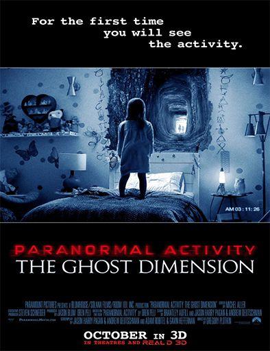 Imagen Actividad paranormal 5: la dimensión fantasma (2015)