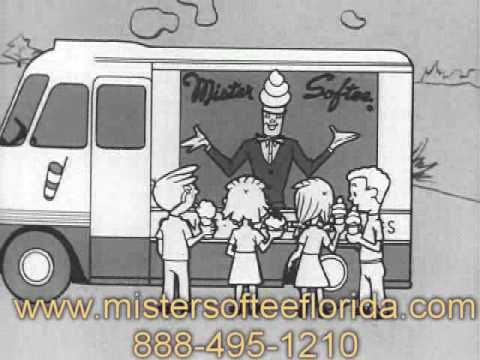 Check out this series of MISTER SOFTEE COMMERCIALS  I never