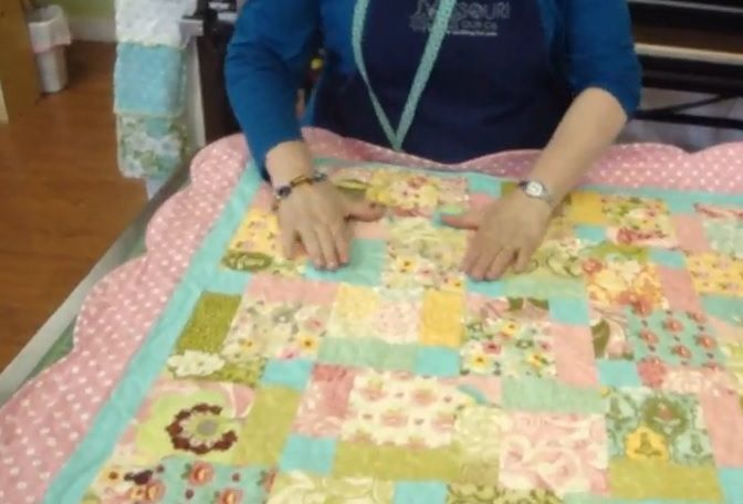 Disappearing Nine Patch Quilt Block Tutorial Video From