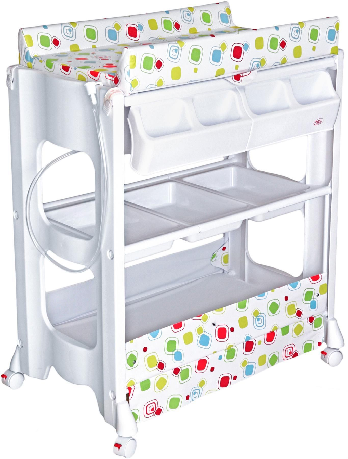 Bebe Style Portable Changer Unit With Bath In 2020 Baby Changer
