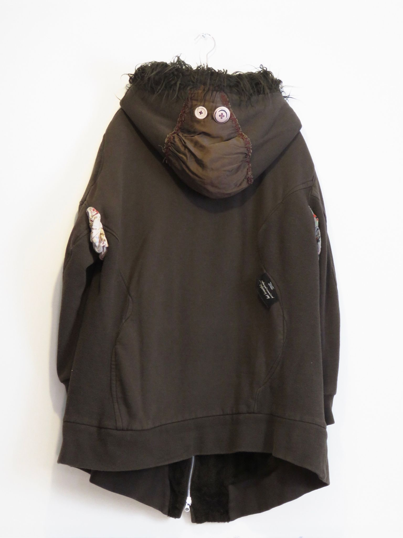 Undercover hooded parka