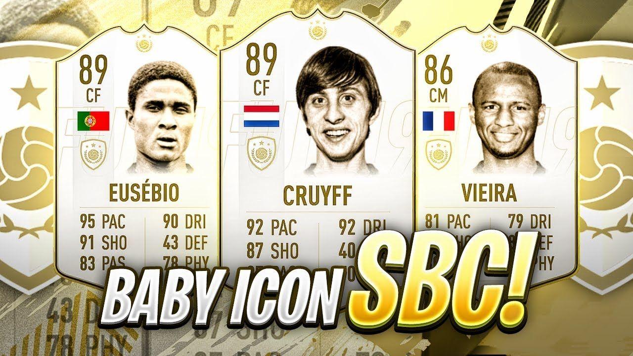 BABY ICON SBCS COMING TONIGHT! INVESTING! PANIC! FIFA 19