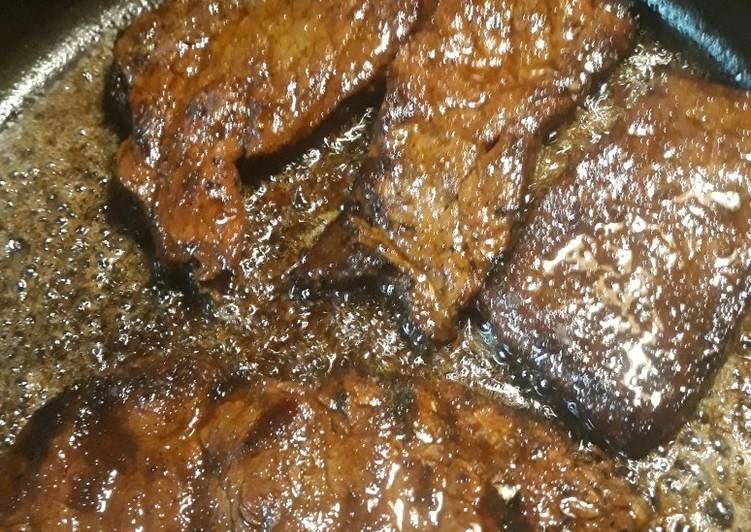 Recipe: Delicious Reheating Grilled Steak with Au Jus ...