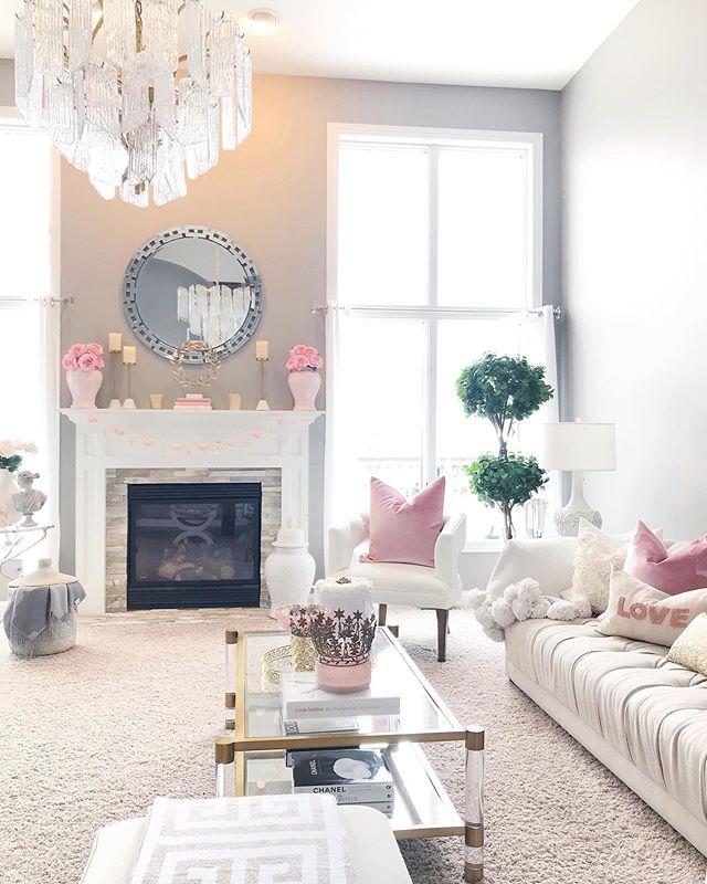2013 Neutral Living Room Decorating Ideas From Bhg: #instaluxe #livingroomdecor #livingroom #hgtv #bhg