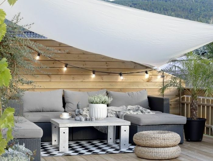60 photos comment bien aménager sa terrasse? Pinterest Patios