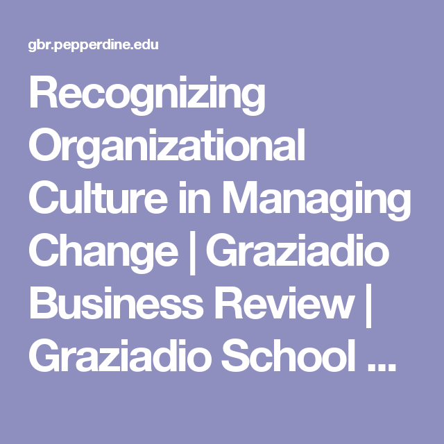 Pin On Org Culture