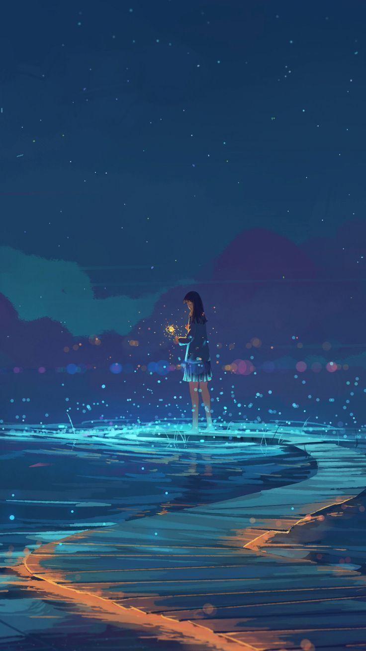 Todos Los Pins Publicados En Mi Perfil No Me Pertenecen Y En Ningun Momento Infrinjo El Copyright Porque Solo Anime Scenery Aesthetic Wallpapers Animation Art