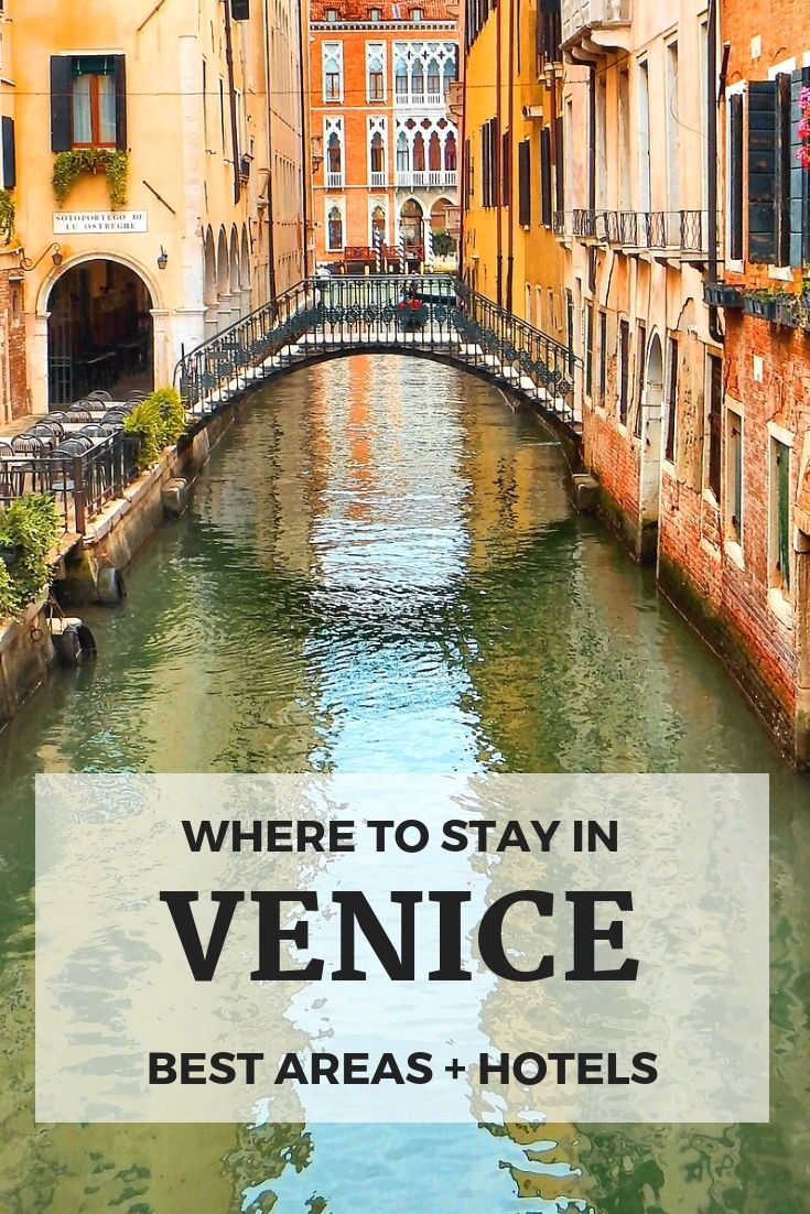 Photo of The best family friendly areas and family hotels in Venice, Italy