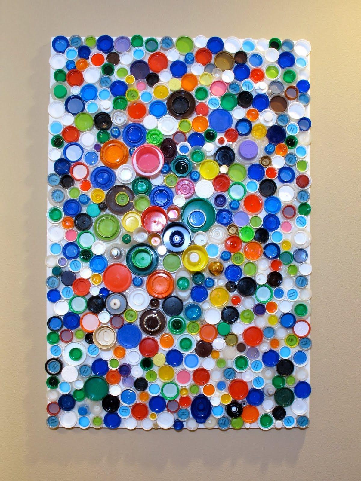 BluKatKraft DIY Recycled Plastic Bottle Crafts Kids