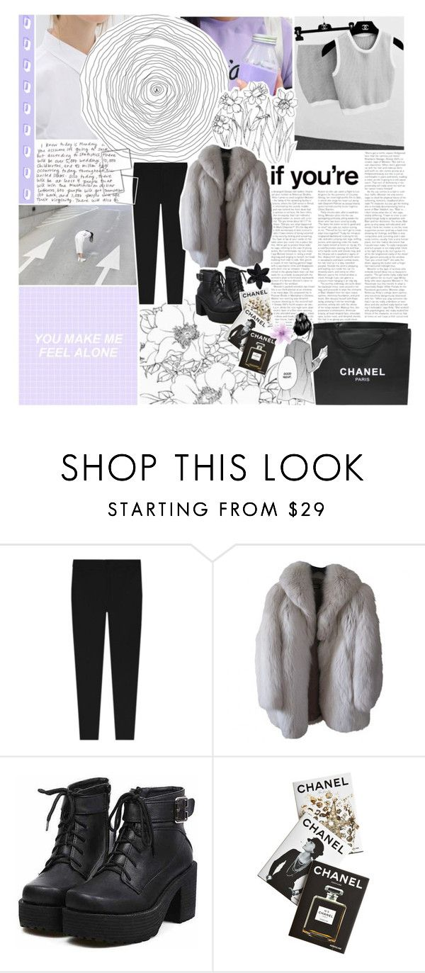 """""""all my friends are wasted"""" by moonlightxbby ❤ liked on Polyvore featuring Chanel, Assouline Publishing, ASOS, living room, bathroom and melsunicorns"""
