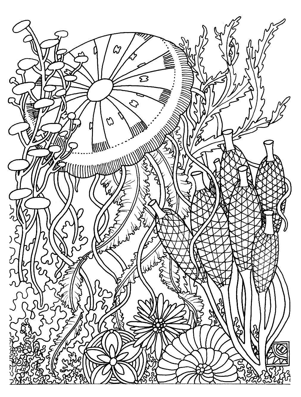 To print this free coloring page «colorear-para-adulto-maiz», click ...