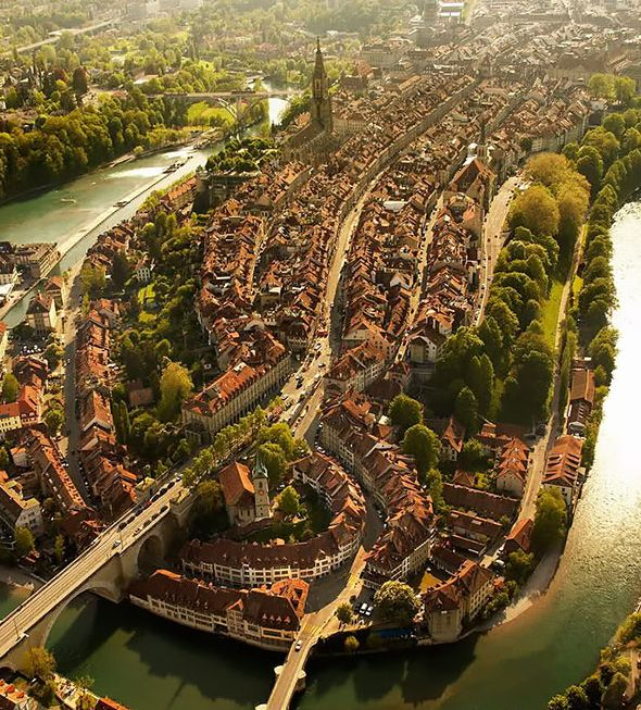 Amazing Places To Stay Switzerland: Lieux à Visiter
