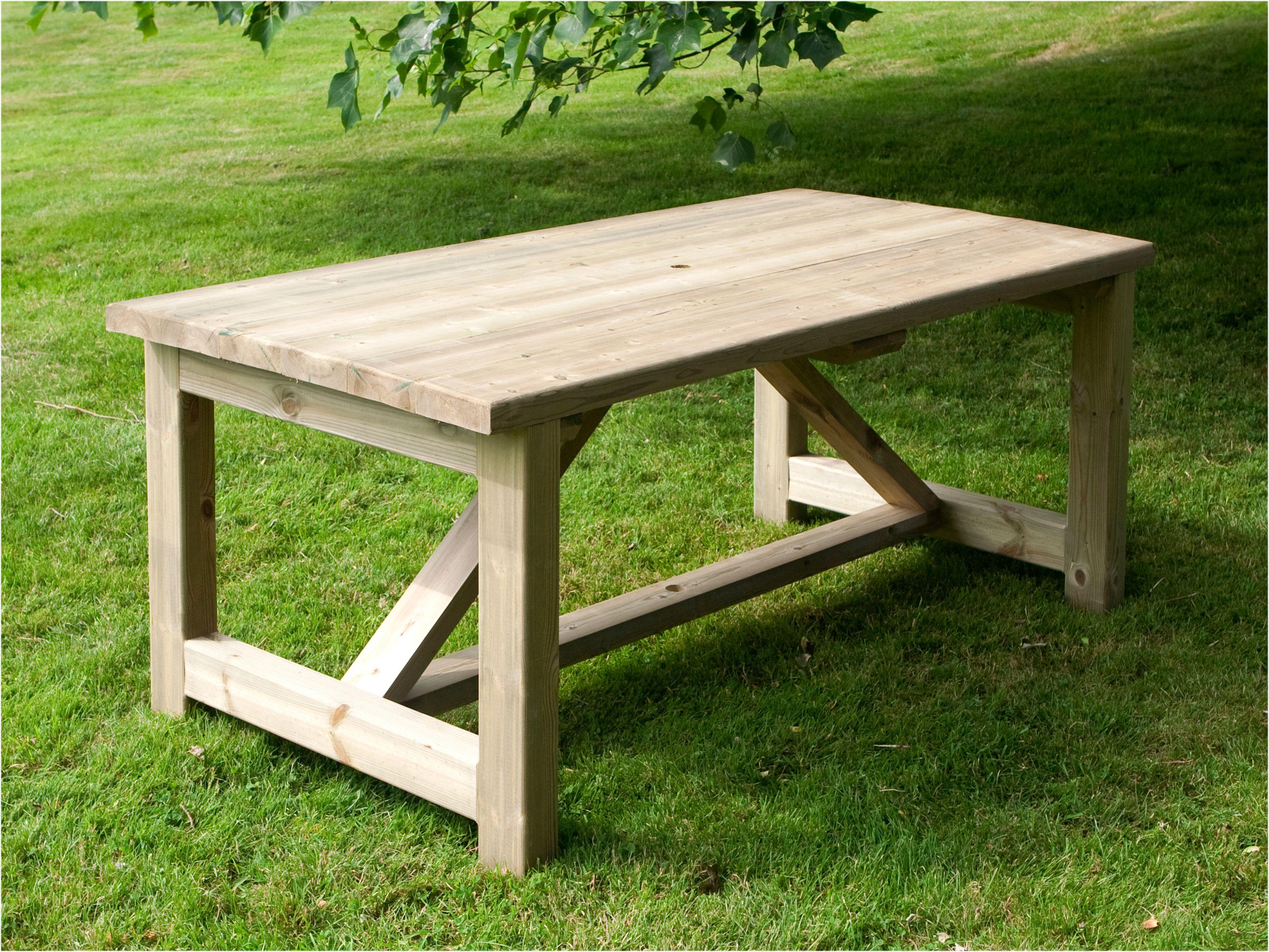 Rectangular Garden Table Green In 2020 Wooden Garden Table Wooden Garden Furniture Outdoor Chairs