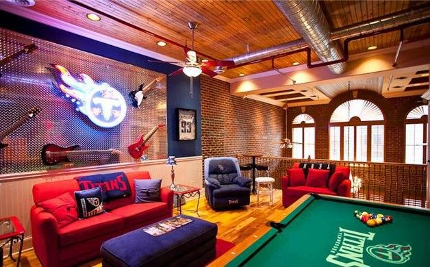 Man Cave Ideas Loft : Wild ideas for your dream home men cave and man caves