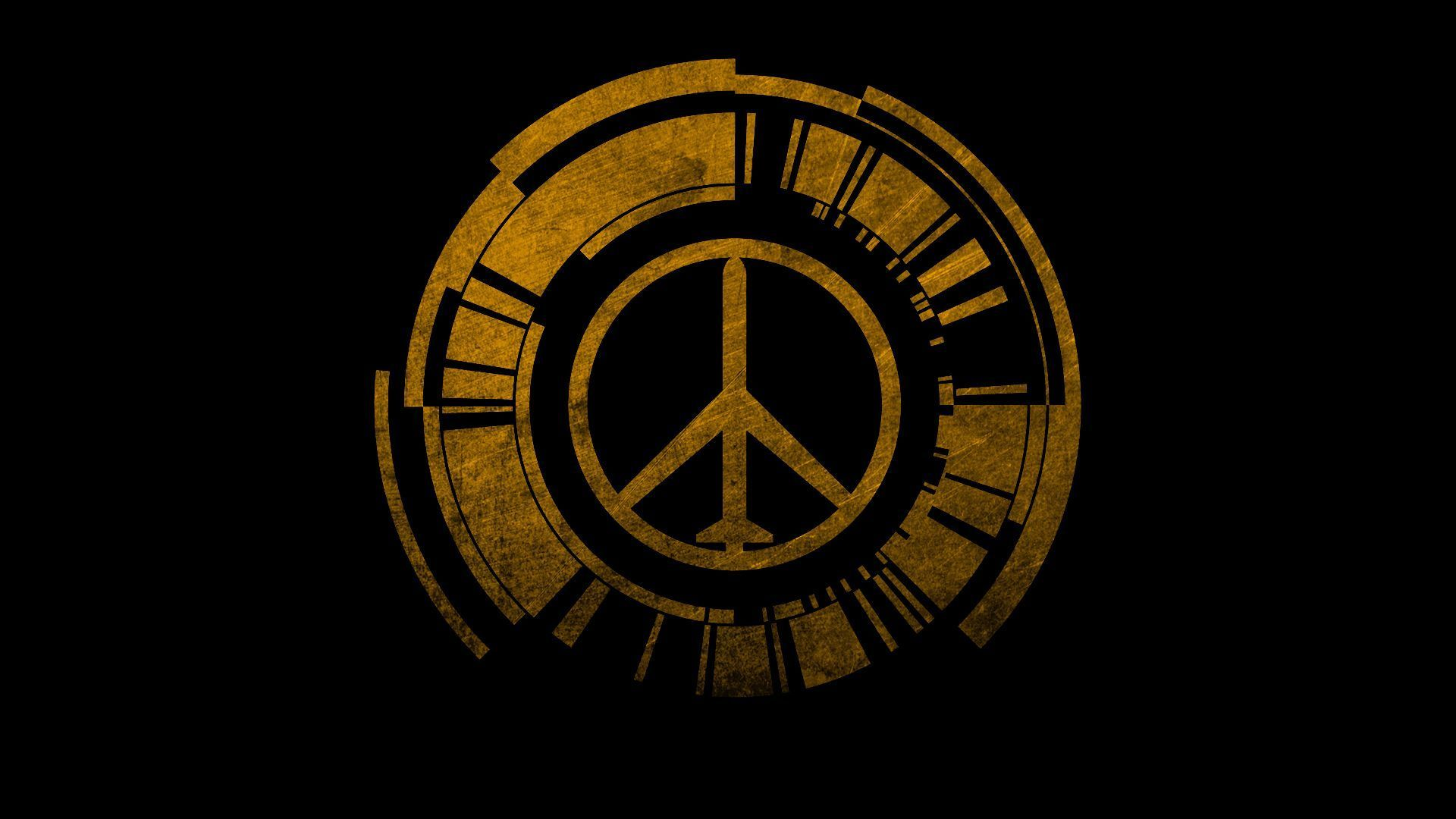 55+ Peace Sign Wallpapers Download at WallpaperBro