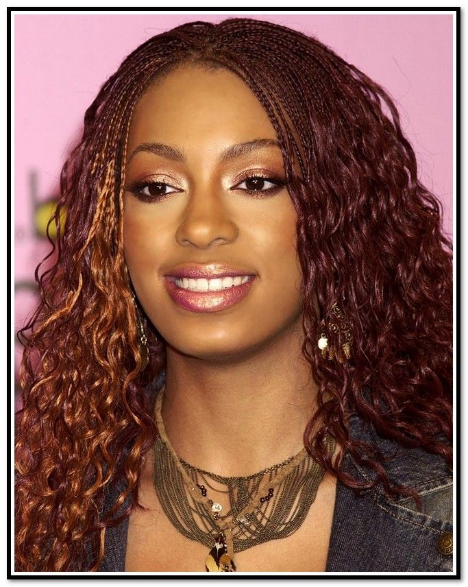 Black Hairstyles With Wet And Wavy Styles Braiding Hair