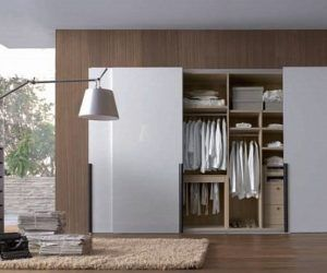 Clever Wardrobe Design Ideas For Out Of The Box Bedrooms #bedroom #