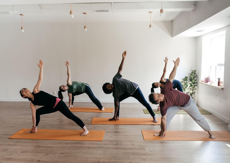 38 Inspiring Yoga Studio Design Ideas and Tips (Photos