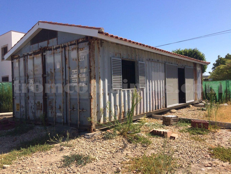 El contenedor casa trom containers casa contenedores pinterest - Contenedor maritimo casa ...