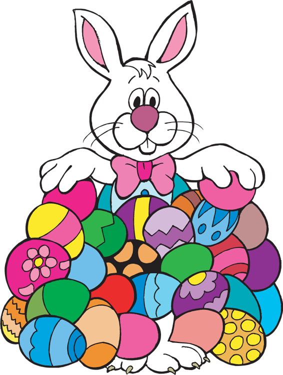 Clipart For Easter Bunny