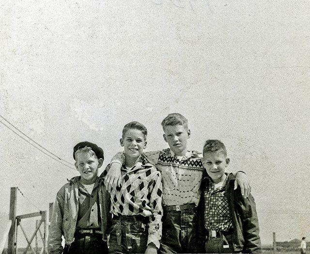 Buds in 1956