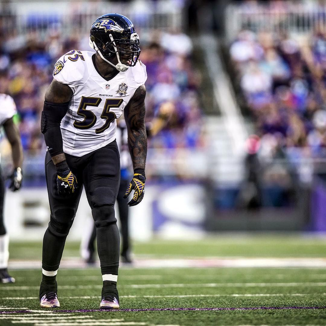 Terrell Suggs is done for the season with an Achilles