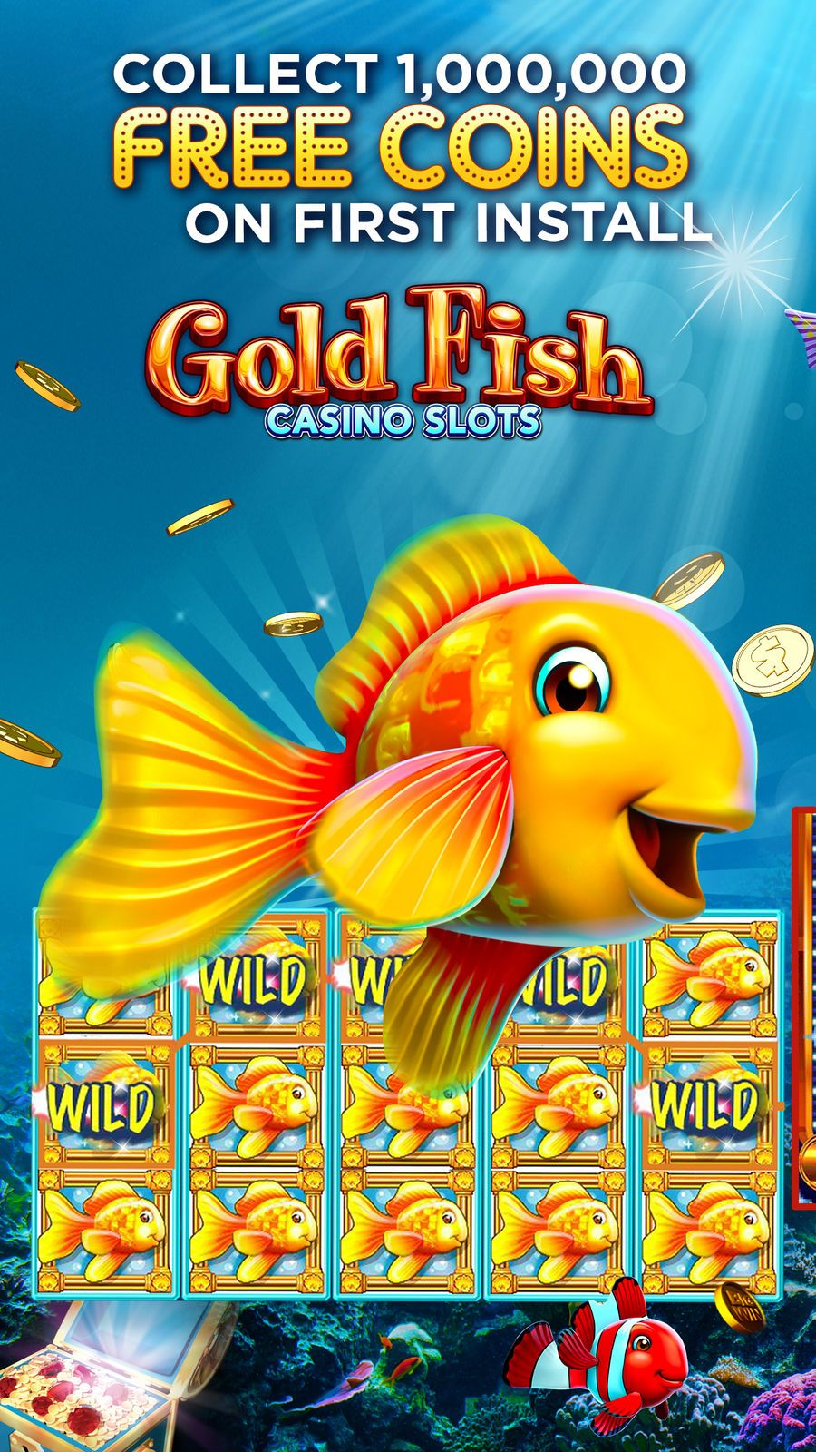 Gold fish casino slots games efxphantomcardios gold