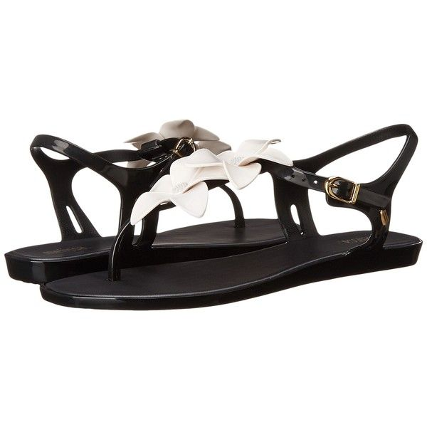 5a51bca321f0 Melissa Shoes Solar Garden II AD Women s Sandals ( 85) ❤ liked on Polyvore  featuring shoes