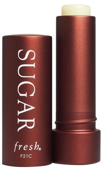 love this stuff!!  and tastes yummy!  Fresh® Sugar Lip Treatment SPF 15