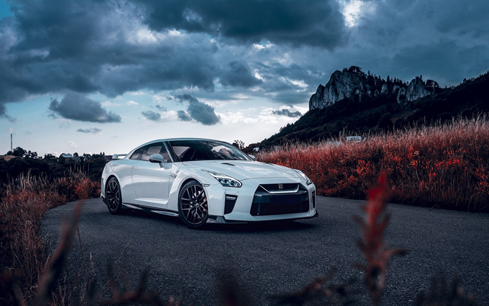 Nissan Gtr R35 Wallpapers Group 90: Download Wallpapers R35, Nissan GT-R, Tuning, Supercars