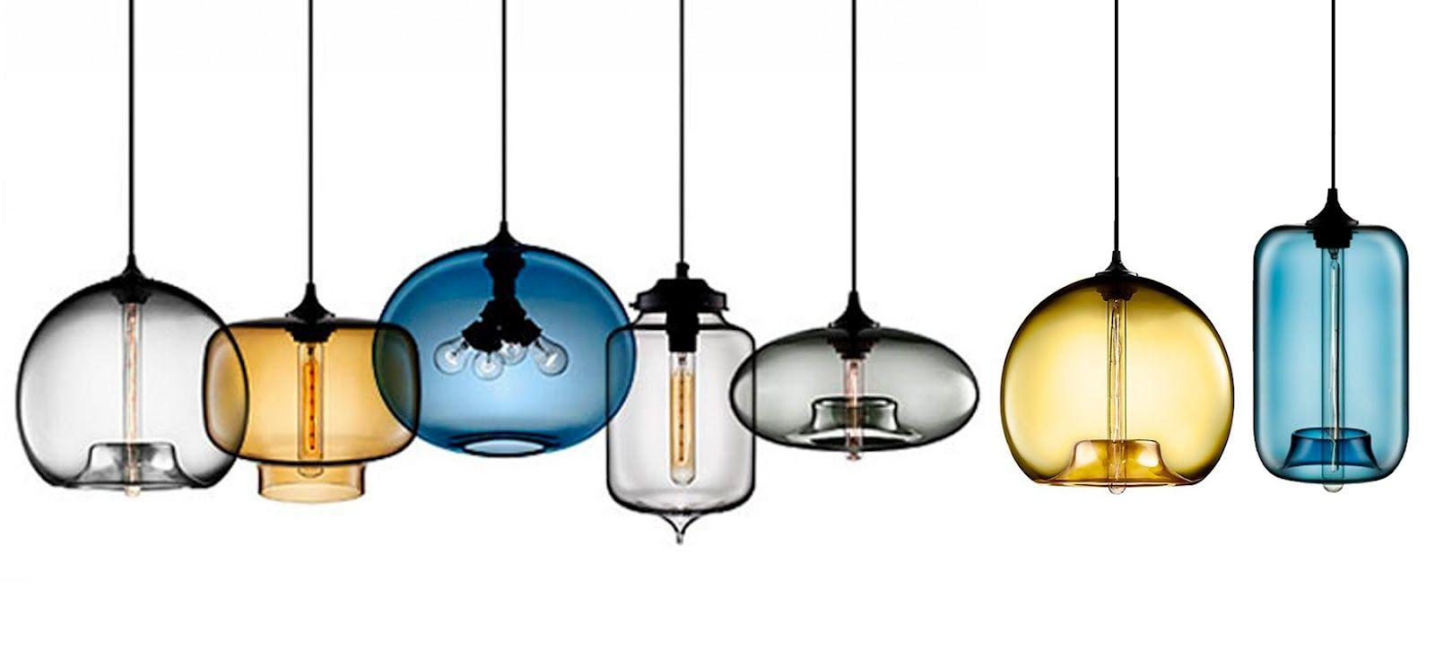Niche Modern Google Search Blown Glass Pendant Light Niche Modern Pendant Niche Modern