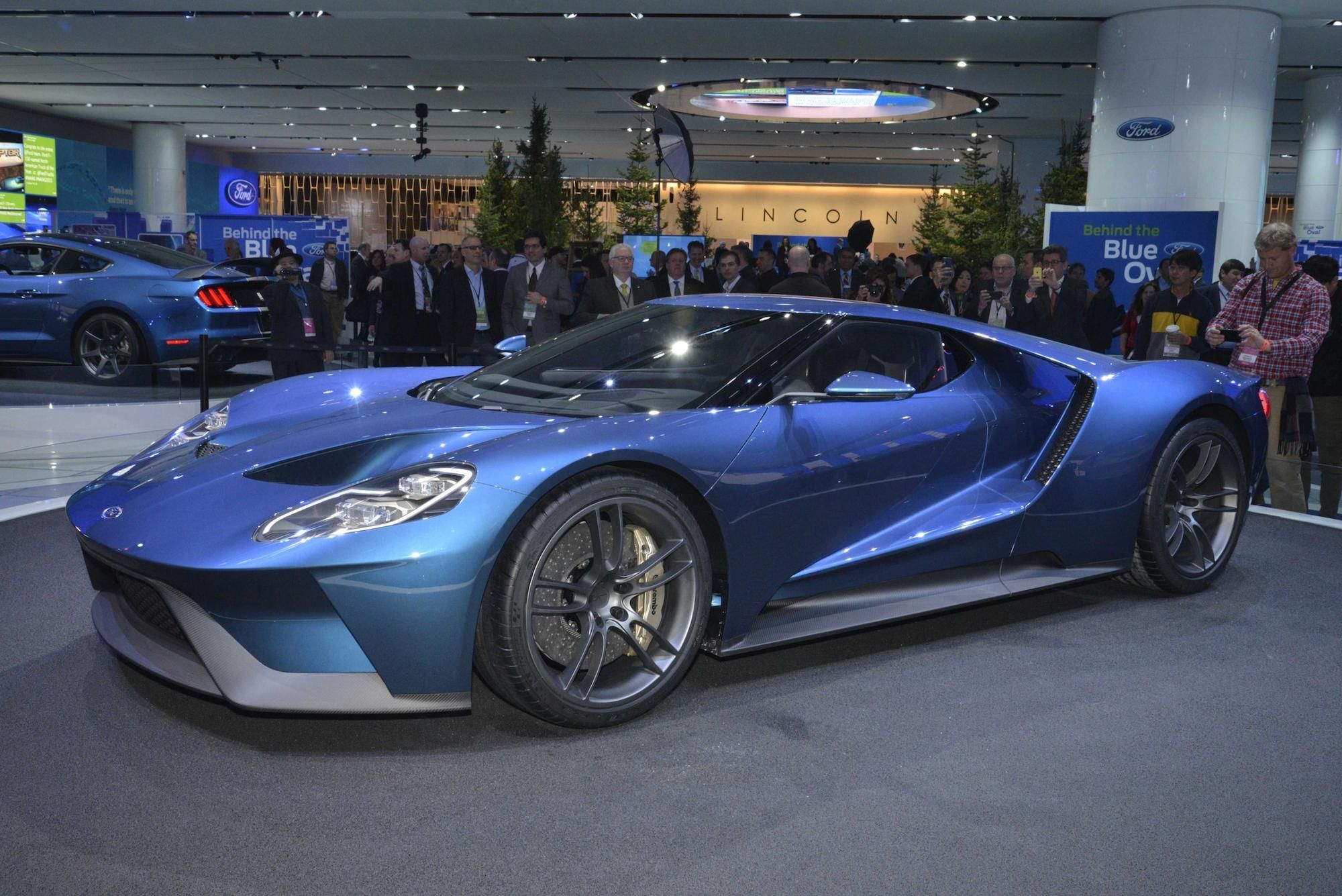 under the hood the 2016 ford gt supercar features fords most powerful turbocharged production - Ford Gt 2016 Engine
