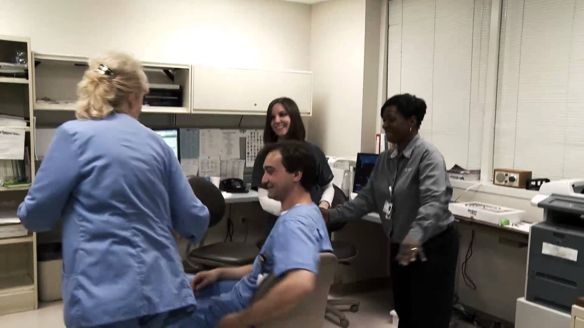 Check out our Top 15 employee video! This is just one way