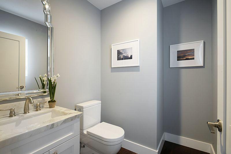 bathroom light gray walls white trim house decor pinterest light gray walls white trim. Black Bedroom Furniture Sets. Home Design Ideas