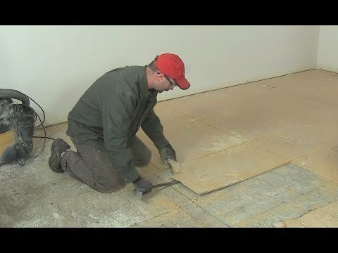 How to remove underlayment subfloor youtube floors - Removing ceramic tile from bathroom walls ...