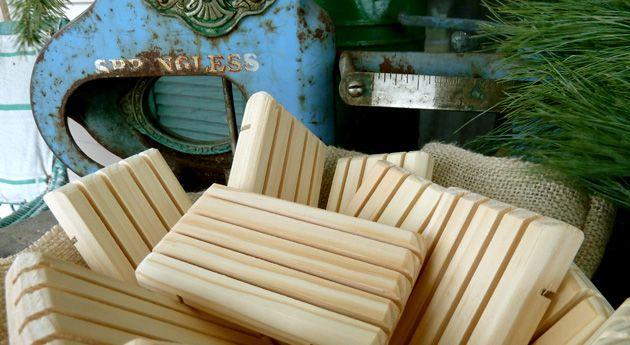 Handmade soap saver