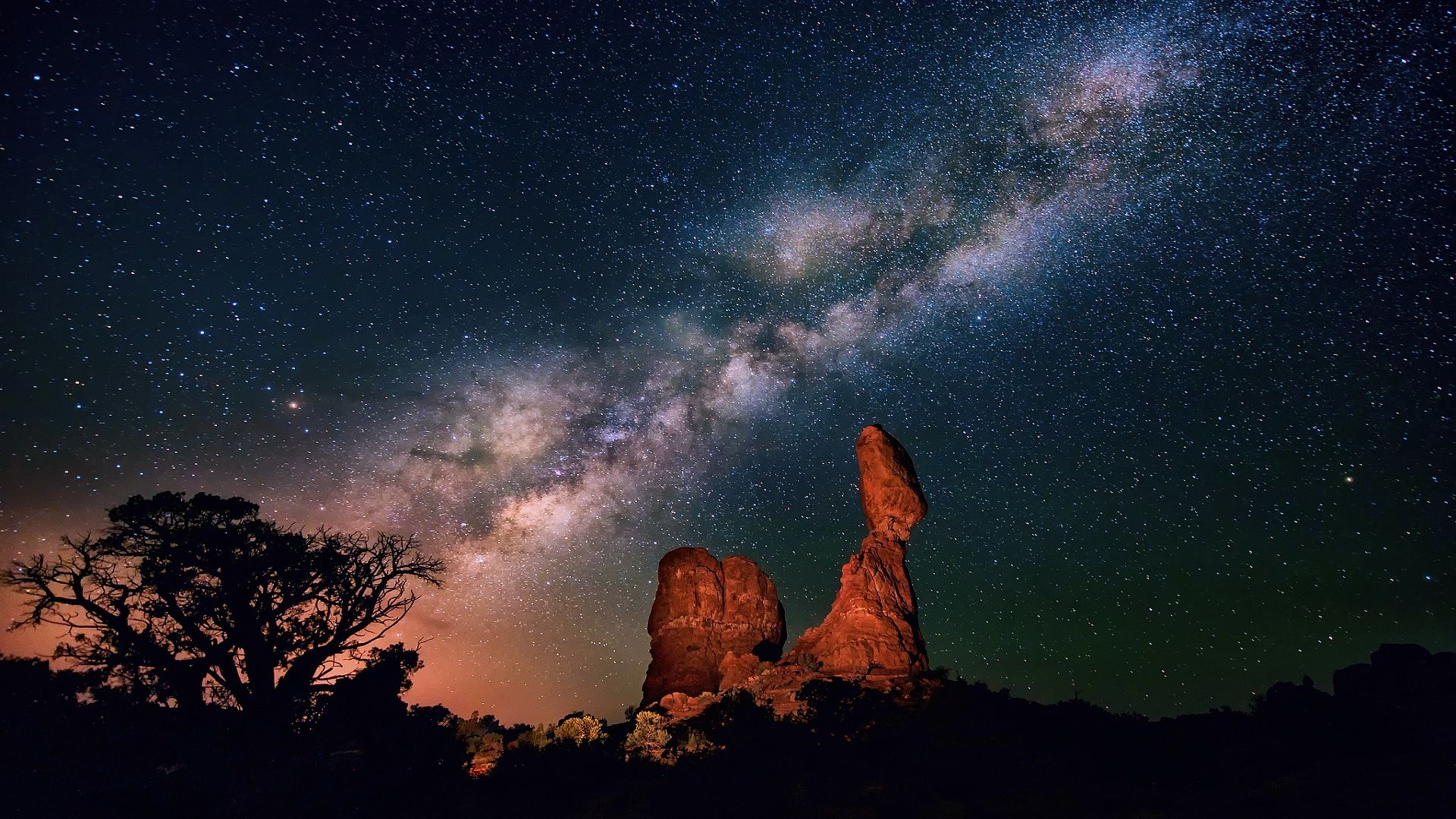 milky way hd 1920x1080 wallpapers | astronomy | pinterest | natural