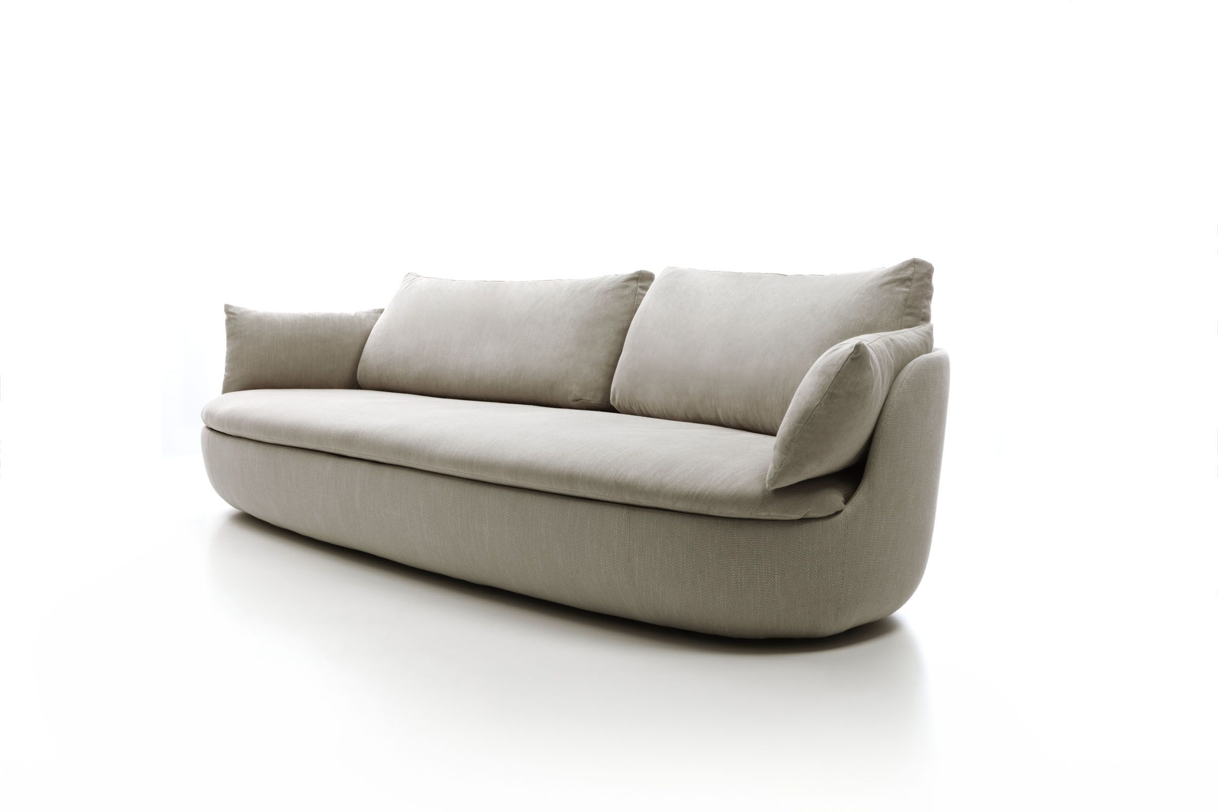 Sectional Sofas Bart XL Sofa by Moooi Works Bart Schilder for Moooi Sofa x x cm seat height cm